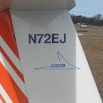 Grob tail number.